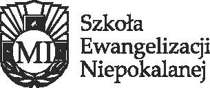 Szkoła Ewangelizacji Niepokalanej Logo